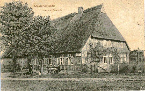 Westerwalsede: Martens Gasthof